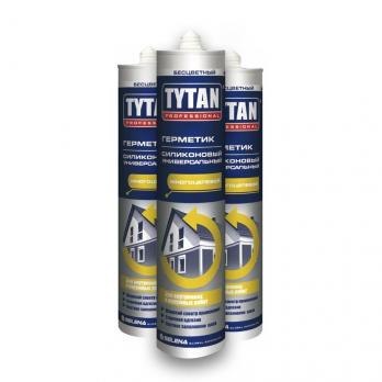 Герметик силиконовый универсальный TYTAN Professional