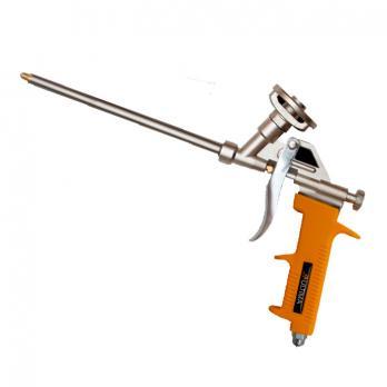 Профессиональный пистолет для нанесения монтажной пены.