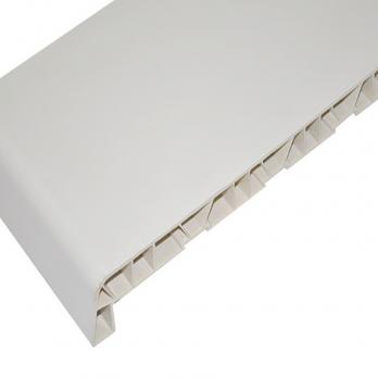 Подоконник пластиковый BRUSBOX 400х1500