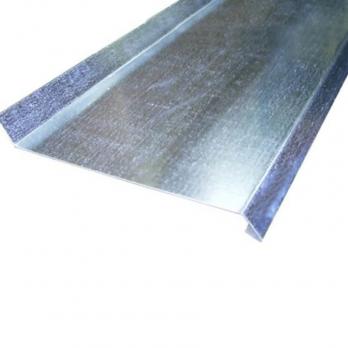 Отлив из оцинкованной стали